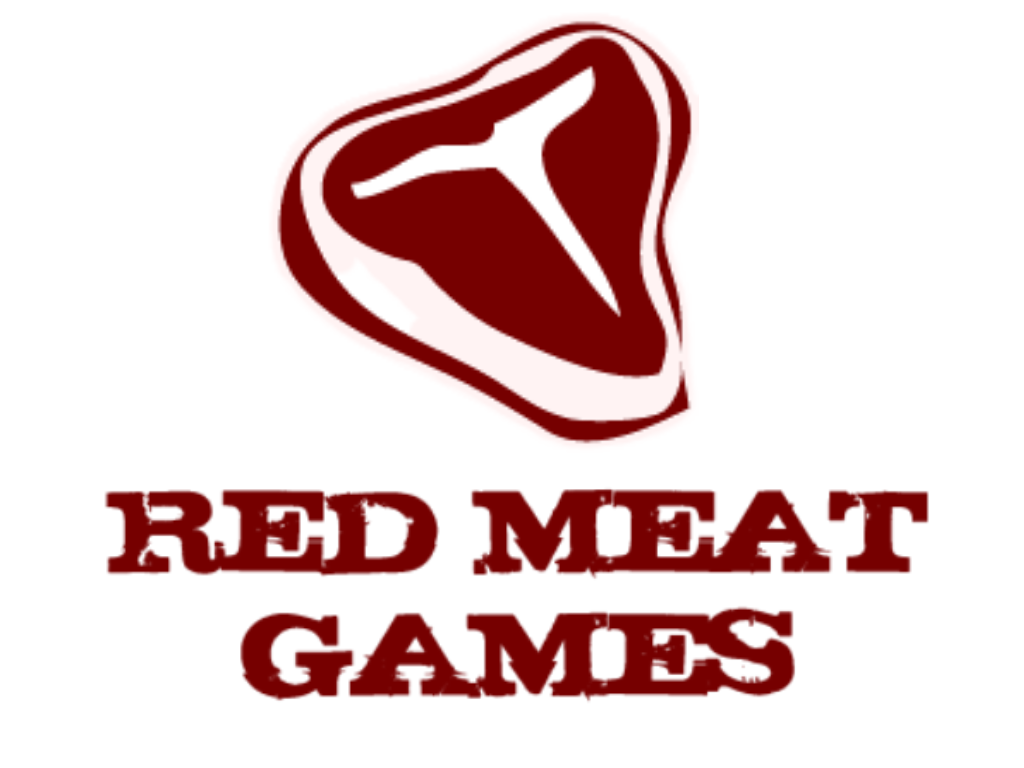 Red Meat Games Square Logo
