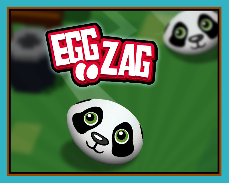Screenshot of Egg Zag