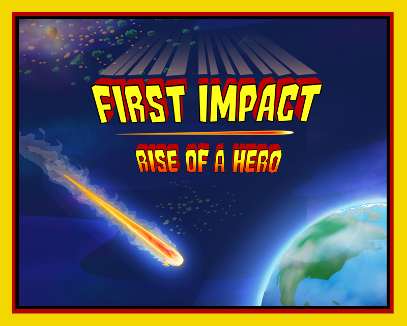 Screenshot of First Impact: Rise of a Hero